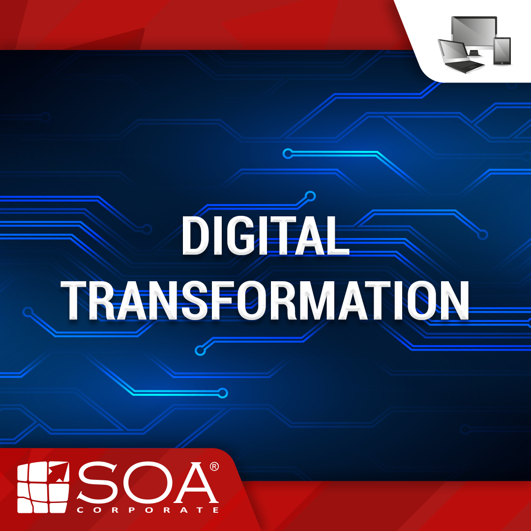 Digital Transformation SOA Corporate